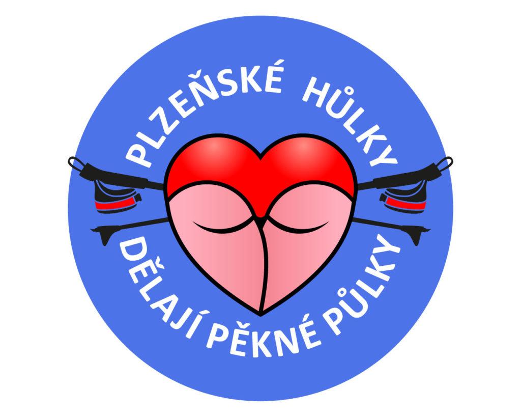 Plzeňské hůlky logo
